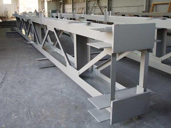 изготовление металлических колонн
